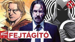 8 karakter, akiket Keanu Reeves eljátszhatna a Marvel Moziverzumban