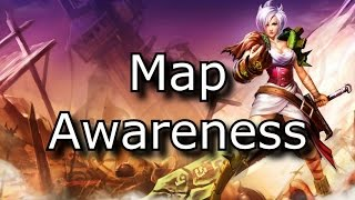 Everything You Need to Know About Map Awareness: Mastering Vision in Lane | League of Legends LoL