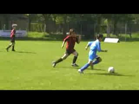 Panos - Solo Effort - AC Milan Friendship Cup, June '08 Travel Video