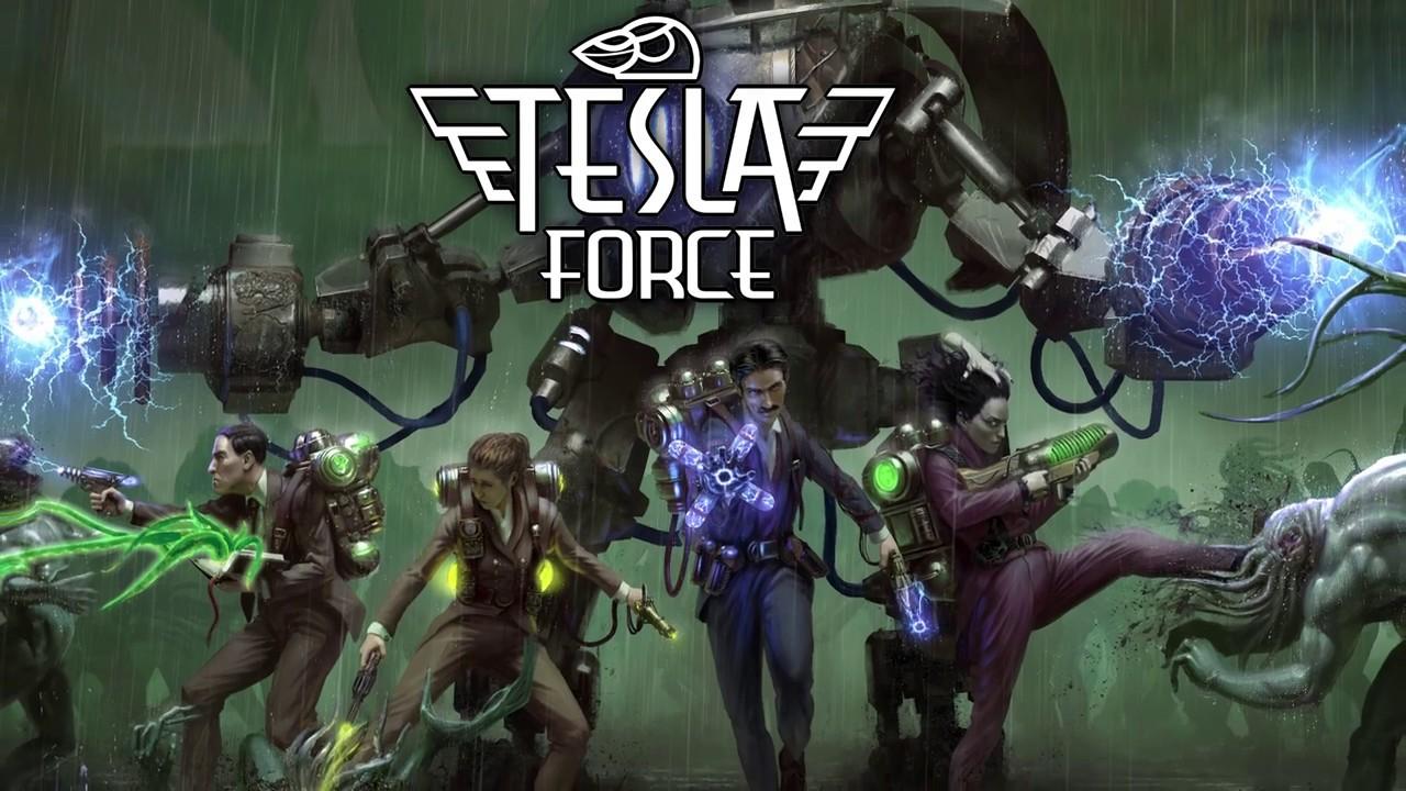 Tesla Force-trailer