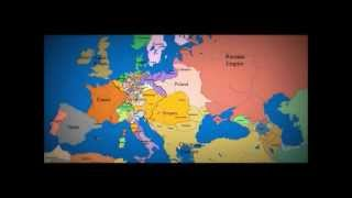 Epic Time-Lapse of Europe --HistoricalAtlas.com