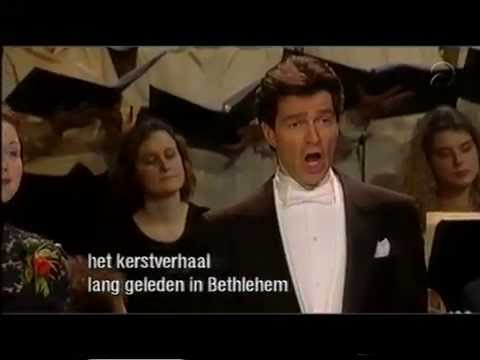 Julian Hartman en Margaret Roest in Doelen Kerstconcert 2000 Deo Cantemus