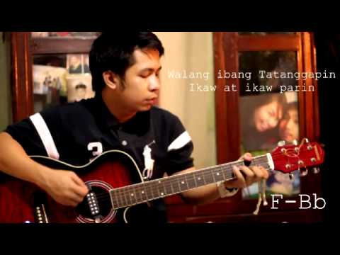 Guitar guitar chords sayo : Sa'yo - Silent Sanctuary (Guitar Chords) - YouTube