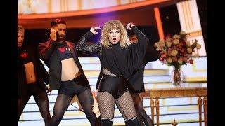 Lucía Gil se transforma en Taylor Swift para versionar 'Look what you made me do' - Tu Cara Me Suena