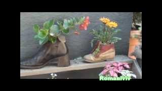 Квіти в чоботях - Flowers in Boots in Lviv(У Львові проходить акція