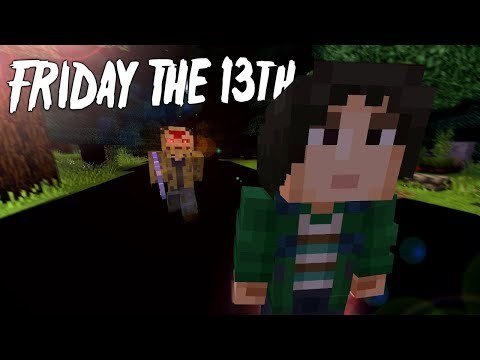 FRIDAY THE 13TH MINECRAFT MOVIE : HE HAS RETURNED !!