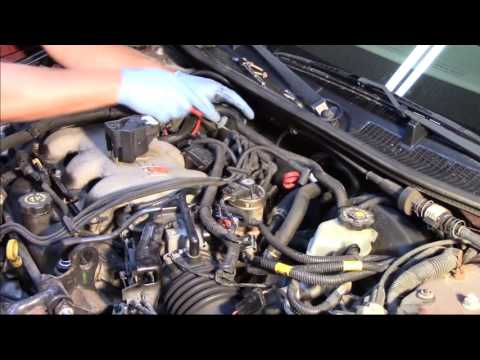 ignition coil replacement gm 3100 youtube 1995 Chevy Lumina Stereo Wiring Diagram