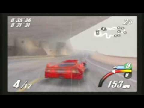 Top Gear Overdrive - Ferrari F40
