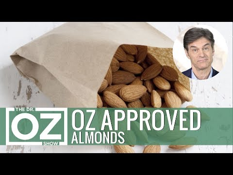 Are You Currently Eating Almonds Incorrectly