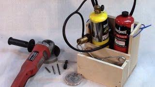 Make a tool rest - part 2 - Tools