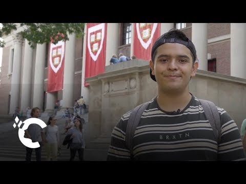 A Day in the Life: Harvard Student