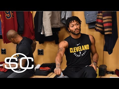 Derrick Rose staying in touch with Cavaliers during absence | SportsCenter | ESPN