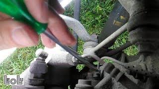 Comment changer un capteur de roue défectueux sur 407