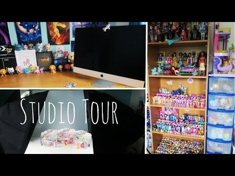 My Film Studio Tour!