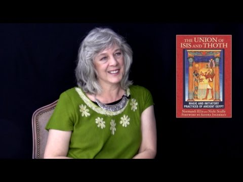 Magic and Initiatory Practices of Ancient Egypt with Normandi Ellis