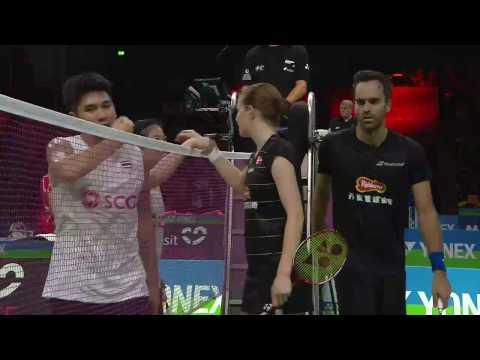 Yonex Denmark Open 2016 | Badminton R16 M5-MS | Lee Hyun Il vs Viktor Axelsen