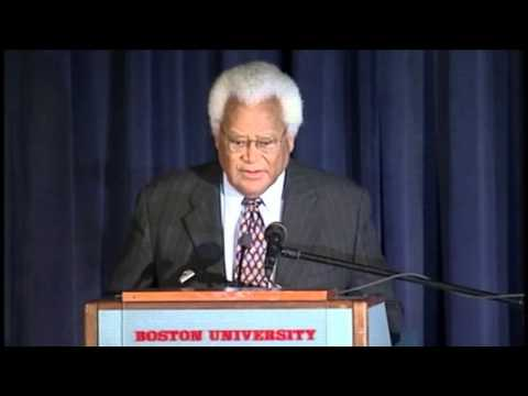 Annual Lowell Lecture, with Rev. James Lawson -- Part 01