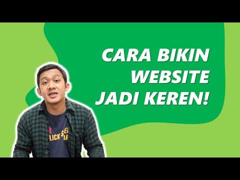 Membuat Website Keren TANPA NGODING | Novi Builder HTML Editor.