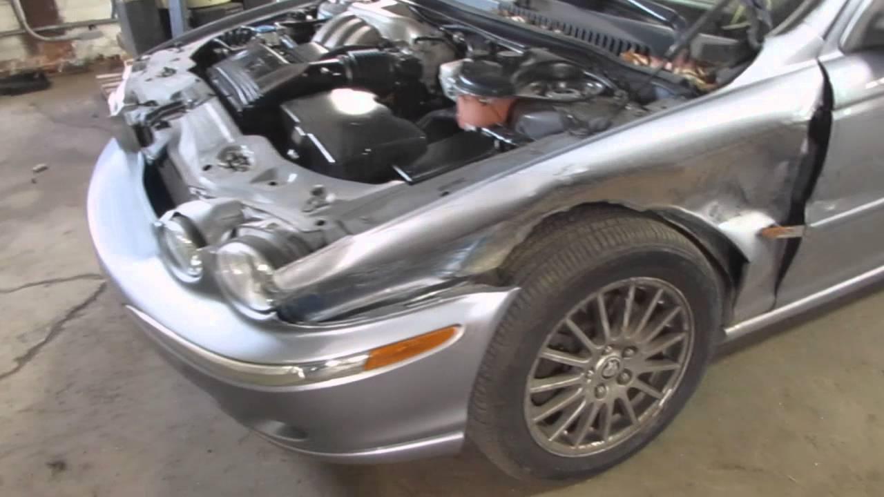 Parting out a 2007 Jaguar X Type - 150438 - Tom's Foreign Auto Parts