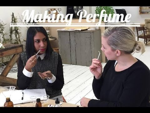 The Life of A Perfumier: One Seed Perfumery