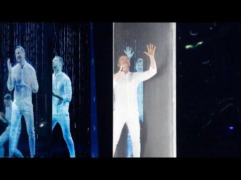 Sergey Lazarev - Scream (LIVE) - Eurovision 2019 - Russia 🇷🇺 - DRESS REHEARSAL