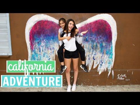 California Travel Diary Adventure - LA, Hollywood, Disneyland, & San Francisco