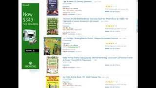 Duplicate Amazon Book Listing - How Authors Get Rid of Merchant Seller Multiple Books