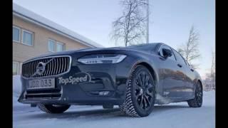 The Next-Generation Volvo S60 Concept Videos