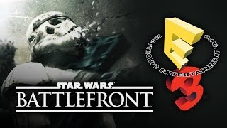 Star Wars Battlefront 3 E3 2014 SWBF Appearance Confirmed Gameplay Trailer Incoming Xbox One/PS4/PC