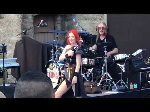 Garbage - I Think I'm Paranoid Live at Mountain Winery 2017
