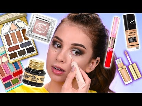 FULL FACE OF FIRST IMPRESSIONS | Makeup Tutorial