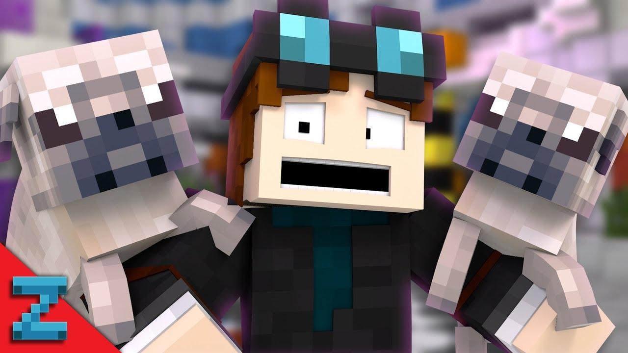 Dantdm S Pugs The Diamond Minecart Minecraft