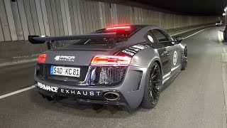 The BEST AUDI RS Engine SOUNDS EVER!