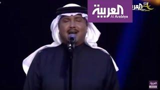 #الرياض .. عشاق #محمد_عبده يغنون لفنانهم#الرياض .. عشاق #محمد_عبده يغنون لفنانهم