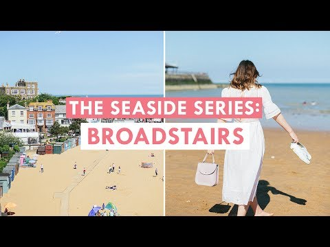 BROADSTAIRS GUIDE | The Seaside Series | What Olivia Did | AD
