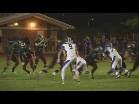 Queen Creek High School VS Red Mountain High School highlights State Semifinals, November 22, 2019