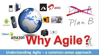 Why Agile? The Market Forces (Agile-IV)