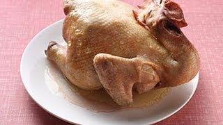 【楊桃美食網】煮出鮮嫩的全雞