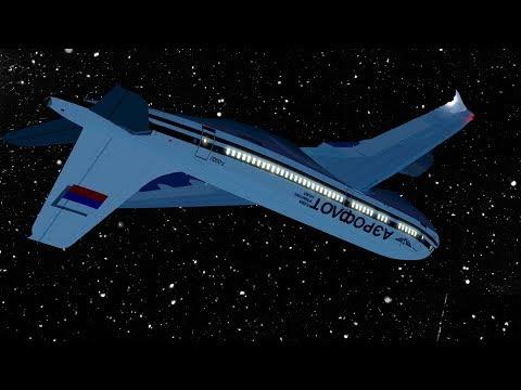 Child In The Cockpit - Crashing An Airbus A310 - Aeroflot Flight 593 - P3D