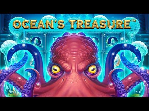 Ocean's Treasure™ Slot by NetEnt