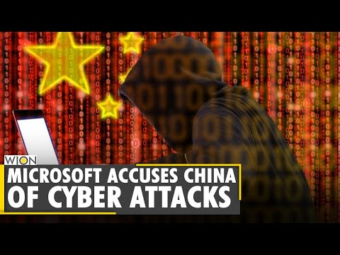 Microsoft: Chinese government accountable for cyber attacks on 'exchange server'   US   World News