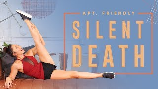 Silent Death Fat Melting Cardio - Apartment Friendly | PIIT28