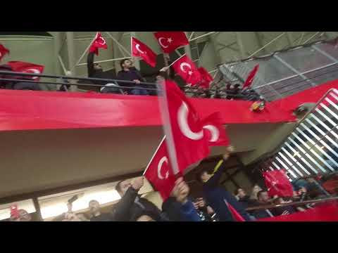 Turkish Battle  Song Before Turkey Vs Sweden