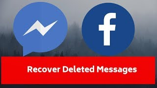 How to Recover/Retrieve Deleted Facebook Messages - 2019