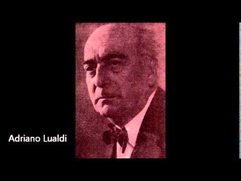A. Scarlatti: Concerto Grosso in F Major (Adriano Lualdi, c. 1942)