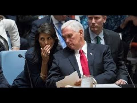 PENCE/HALEY Ticket 2020: Conspiracy?