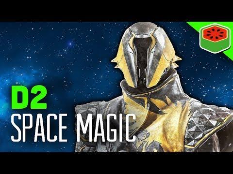 SPACE MAGIC MASTER RACE | Destiny 2 Beta Gameplay