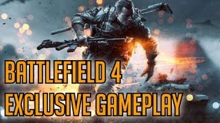 Battlefield 4 Exclusive PC Gameplay - Flag Defense