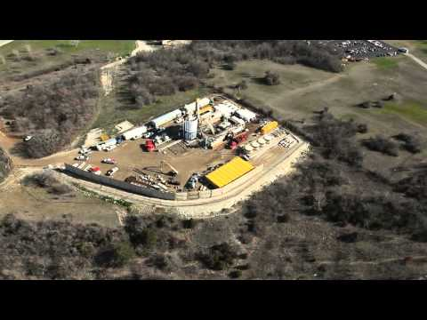 Fort Worth: Gas, Waste & Water