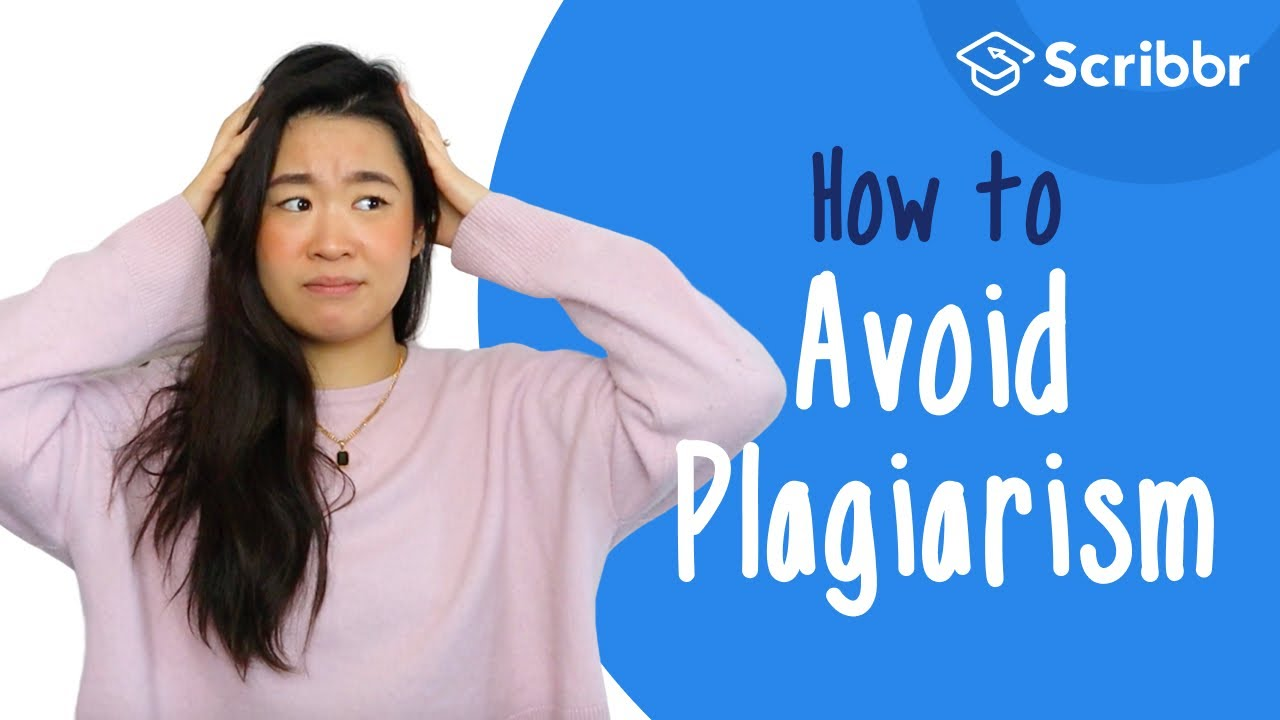 How to Avoid Plagiarism | 4 Steps to a Plagiarism-Free Paper